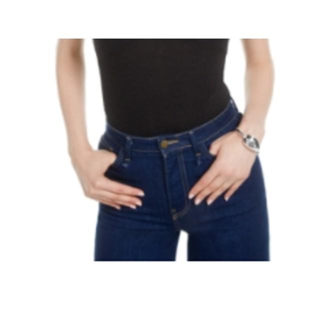 Bar III Women's Crossover Bodysuit Black Size Extra Large