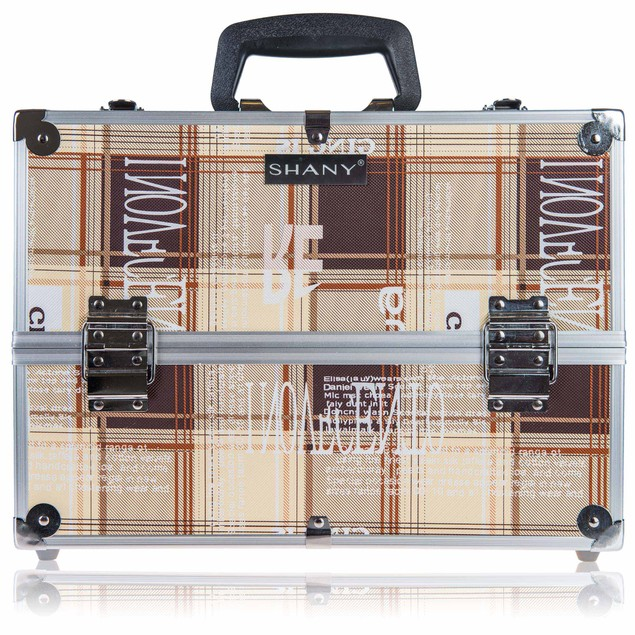 SHANY Essential Pro Large Makeup Train Case