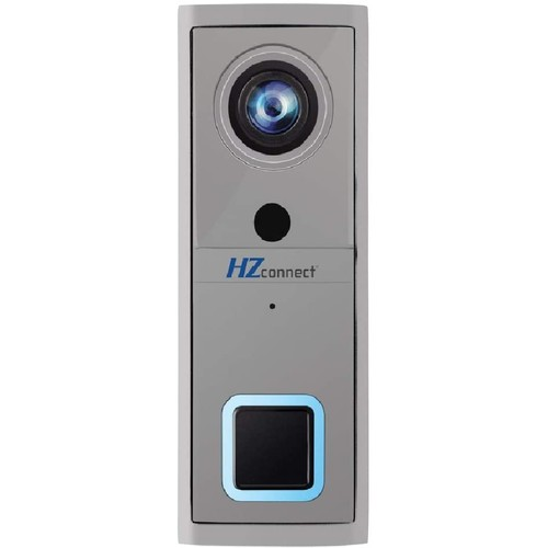 SECUR360 Video Existing Wired Push Button Doorbell Night Vision Camera,
