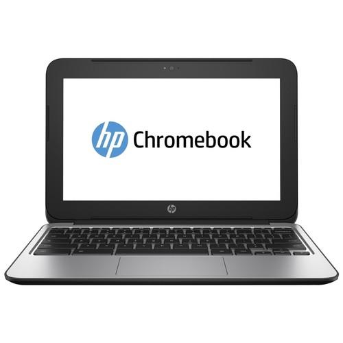 HP Chromebook K4J86UA#ABA Intel Celeron N2840 2GB,Black(Refurbished)