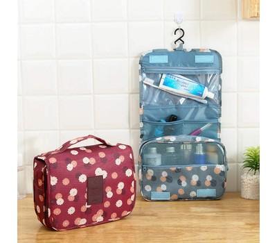 Hangable Cosmetic Bag Was: $14.99 Now: $9.49.