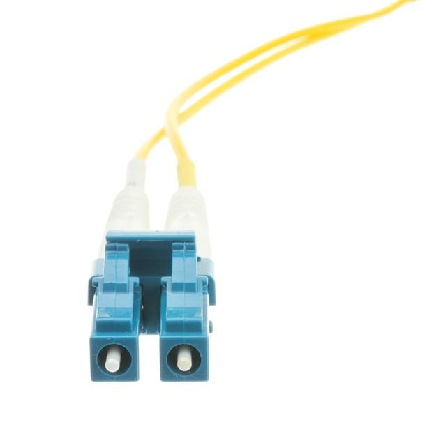 Fiber Optic Cable, LC / LC, Singlemode, Duplex, 9/125, 8 meter (26.2 foot)
