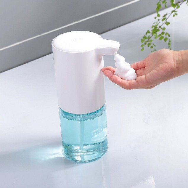 Automatic Soap & Hand Sanitizer Dispenser
