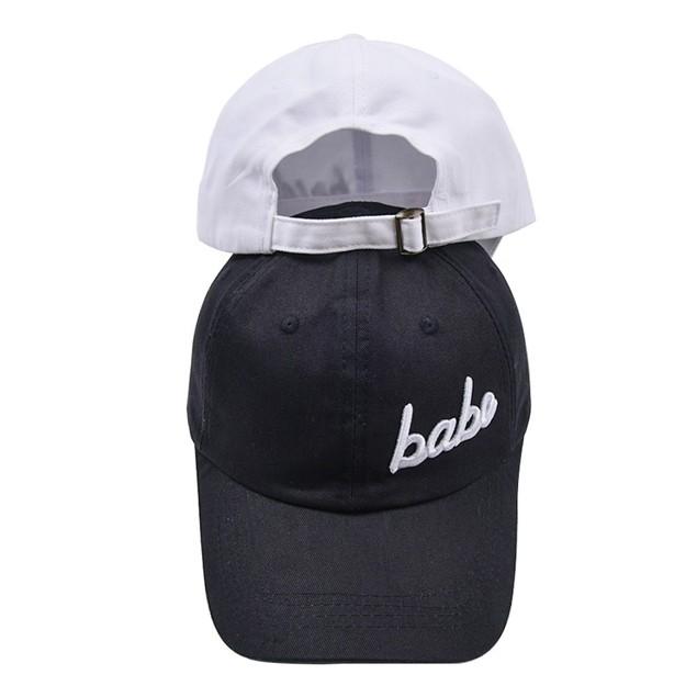 Lovers Embroidered Baseball Cap Fashion Outdoor Sunshade Sunscreen Cap