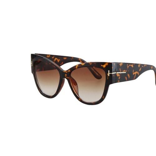 Novadab Butterfly Pattern Vintage Ladies Sunglasses
