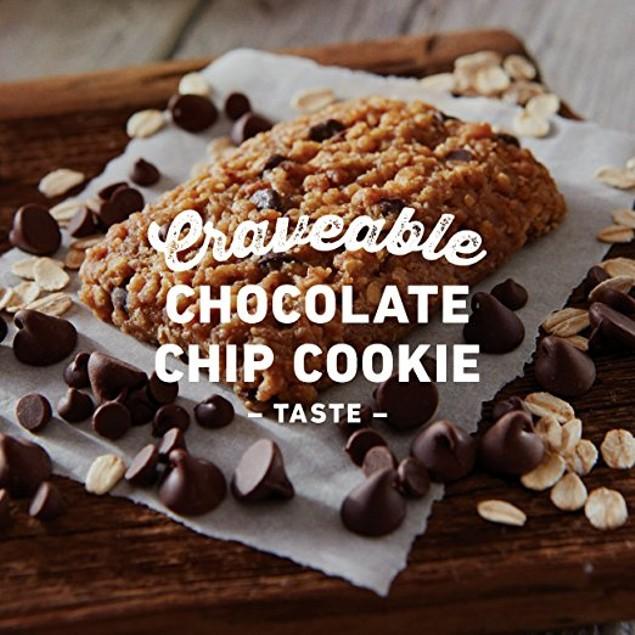 CLIF BAR - Energy Bar - Chocolate Chip