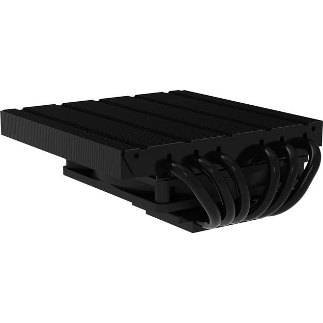 Alpenfohn Black Ridge Low Profile CPU Cooler - 120mm