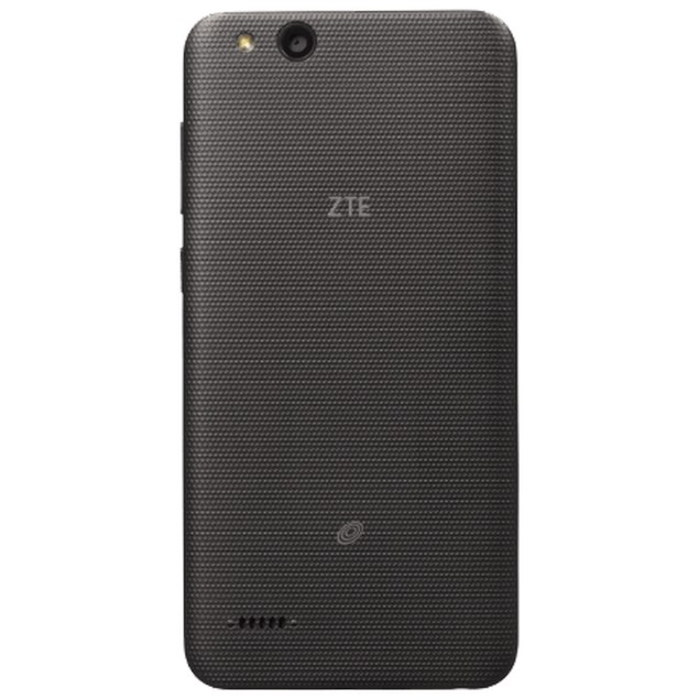 ZTE ZFive C, Tracfone, Black, 16 GB, 5.0 in Screen