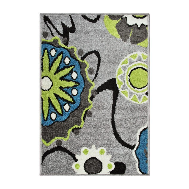 Lana Multi-color Rug Area Rug Collection
