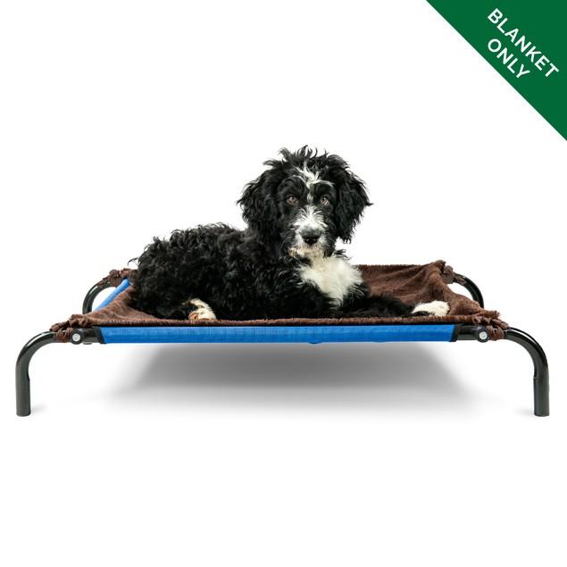 FurHaven Plush Blanket for Elevated Pet Cots