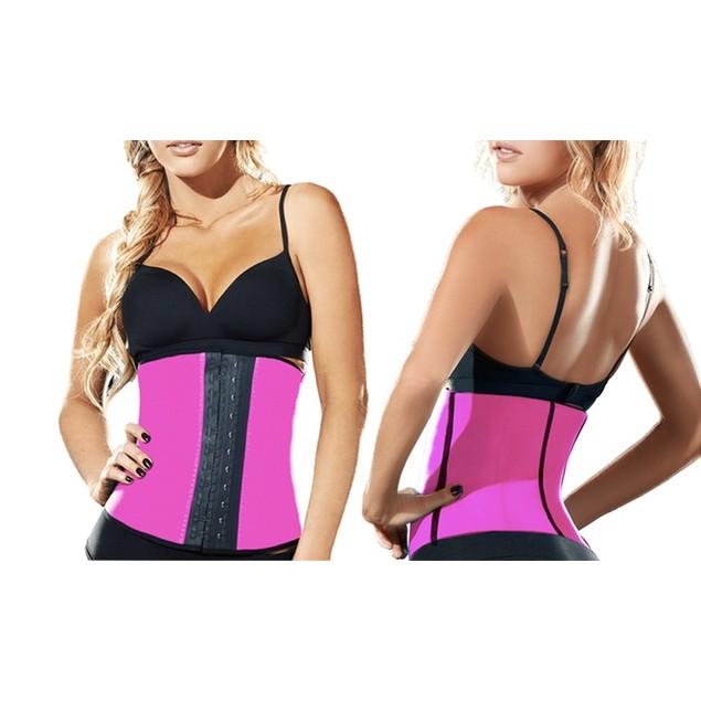 ToBeInStyle Women's Waist-Trainer Hourglass Slimming Corset