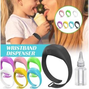Cool Wristband Hand Sanitizer