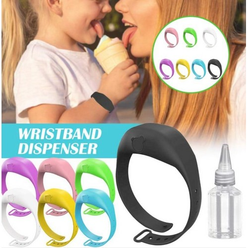Cool Wristband Hand Sanitizer
