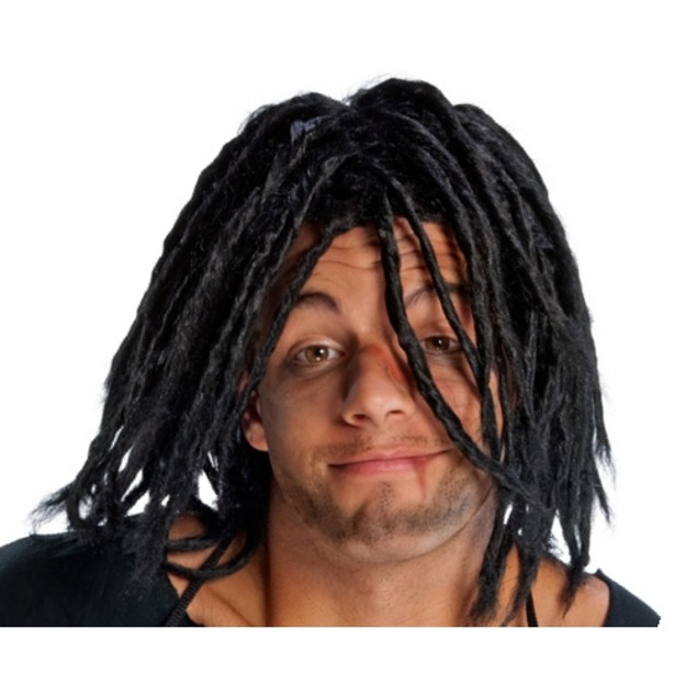 Medium Length Dreadlocks Wig