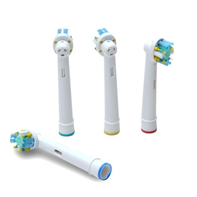 Premium Replacement Toothbrush Heads Set for Oral B Braun