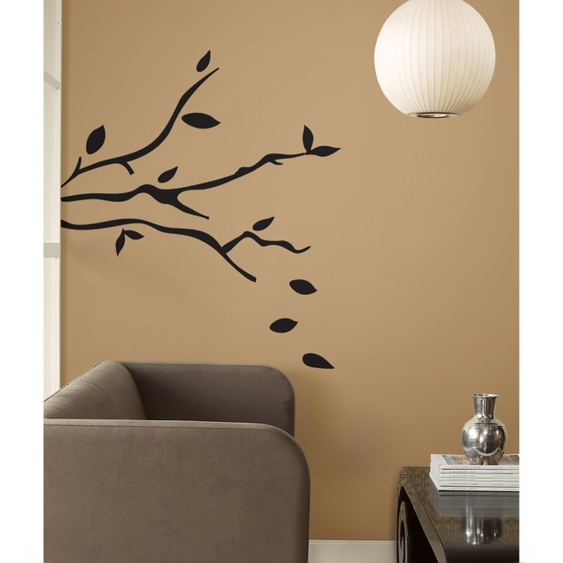 Roommates Baby Room Wall Decor Tree Branches Peel And Stick Wall Decals