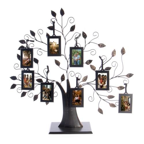 Family Tree Photo Frame | MandW