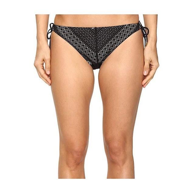 Bleu Rod Beattie Women's Sneak Peek Tie Side Hipster Bikini Bottom SZ: