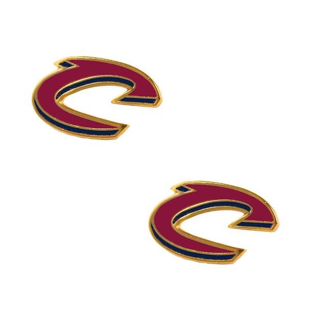 Cleveland Cavaliers Post Stud Earring Set NBA Charm Gift