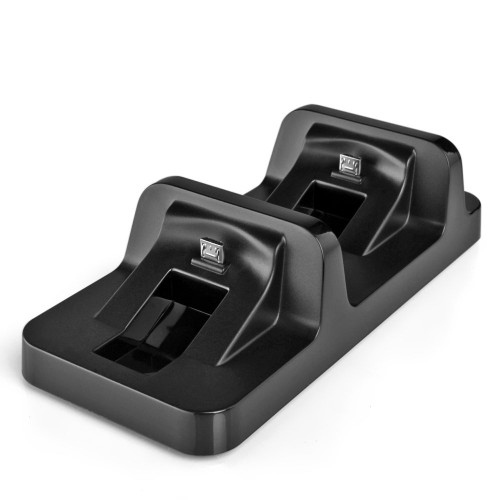 Dual USB ChargingDock ChargerStation Cradle For PS4 Wireless GameController