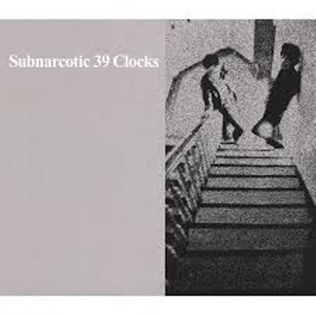 39 Clocks – Subnarcotic Vinyl