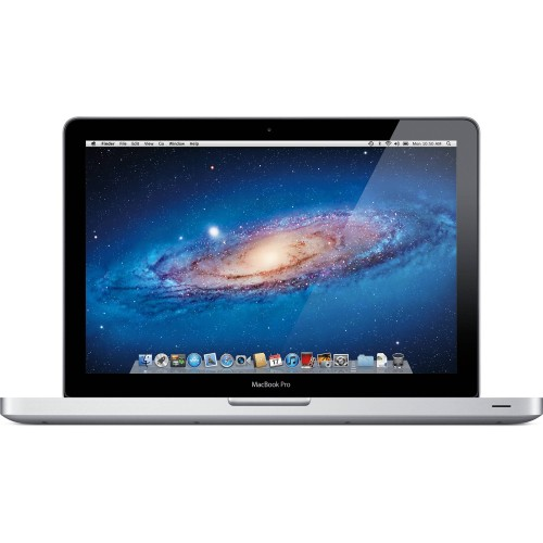 "Apple MacBook Pro MD313LL/A 13.3"" 500GB, Silver (Scratch and Dent)"