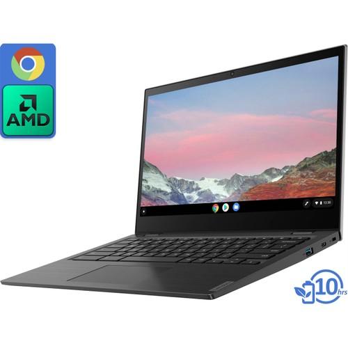 """Lenovo 14E Laptop, 14"""" FHD, A4-9120C, 4GB RAM, 32GB eMMC, Chrome OS"""