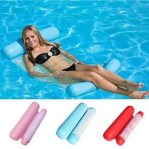 Inflatable Hammock Pool Float