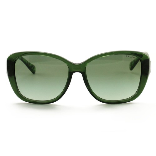 Polo Women's Sunglasses RA5182 1258/8E Green 57 15 135 without case finish line