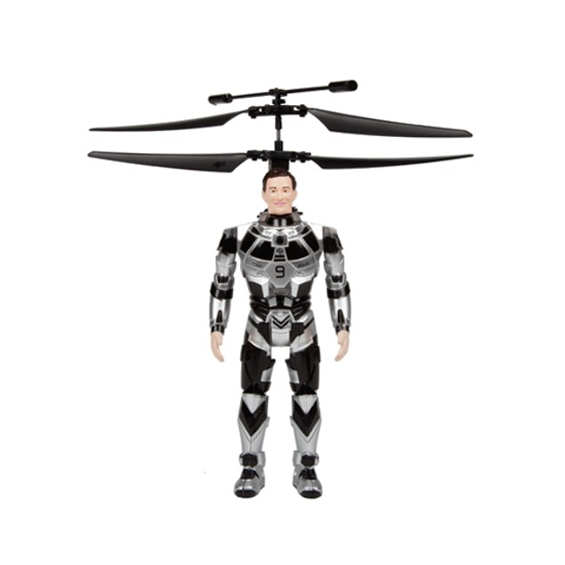 NFLPA Tony Romo 3.5CH IR Flying Figure Helicopter