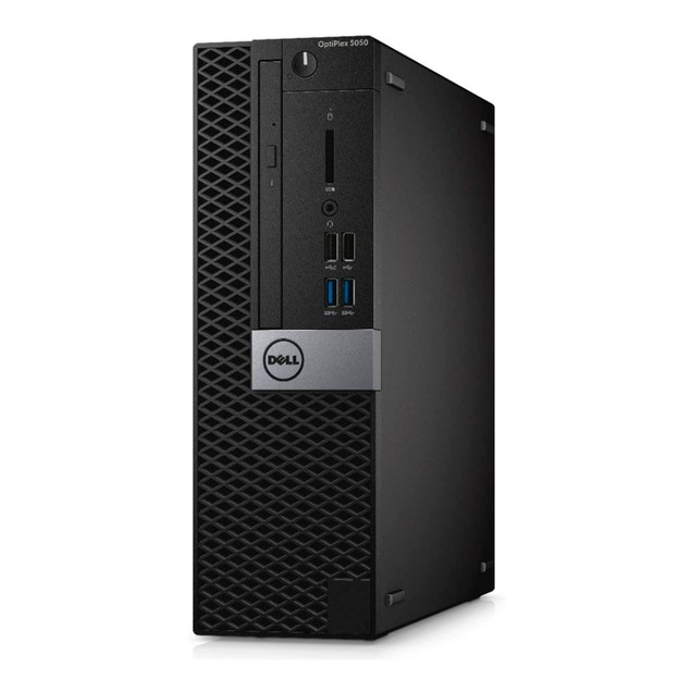 Dell Optiplex 5050 (Intel Core i3 3.9 GHz, 8GB RAM, 500GB HDD)
