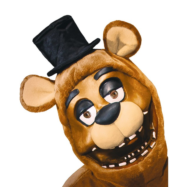 Five Nights At Freddy's 3/4 Mask Adult