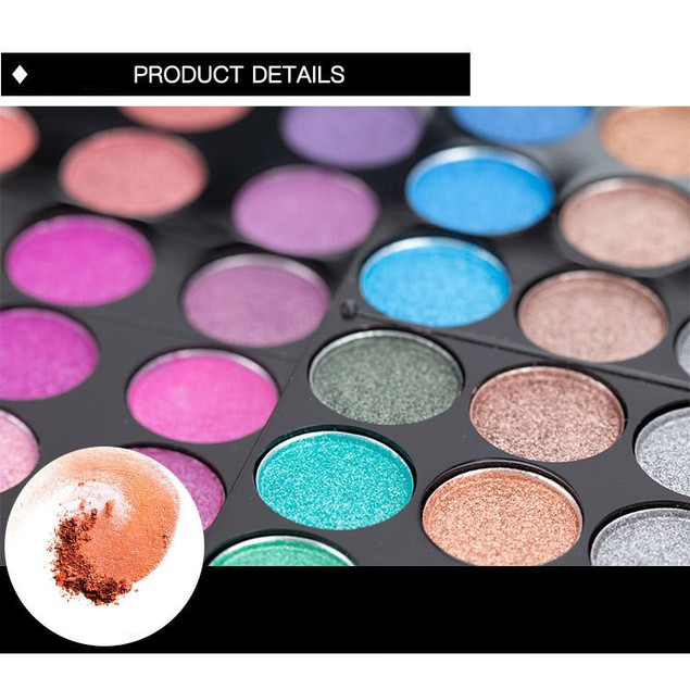 194 Color Earth Color Pearlescent Matte Eye Shadow Repair Blush Brow Powder Luxury Makeup Tool