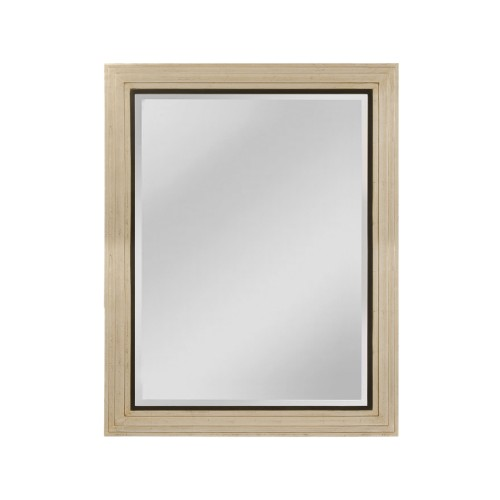 Mirror Master Sheldon Mirror Shining Silver/Gold Mist/Black