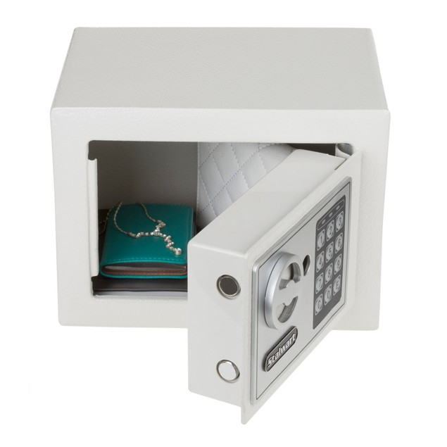 Digital Security Safe Box Compact Steel Lock Box Electronic Combination