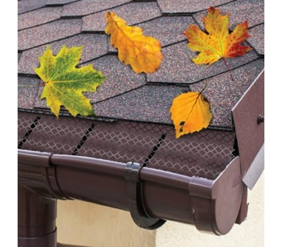 Gutter Guard Mesh with Clip Hooks Was: $19.99 Now: $11.99.