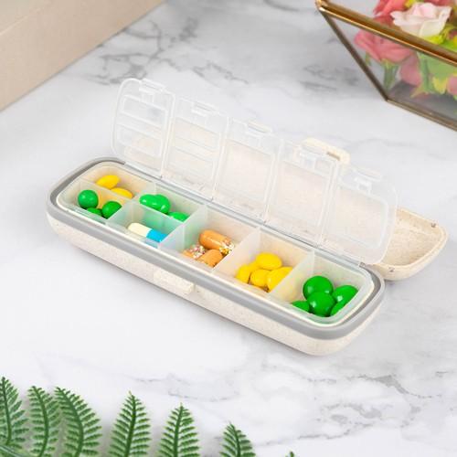 Sealed Storage Box Portable Pill Box
