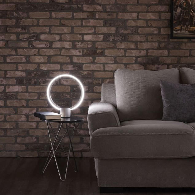 GE Sol Connected WiFi Smart Light Fixture - Compatible with Amazon Alexa