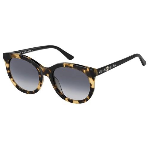 Juicy Couture Women Sunglasses JU608S 0086 Havana 53 21 140 Rectangle Gradient