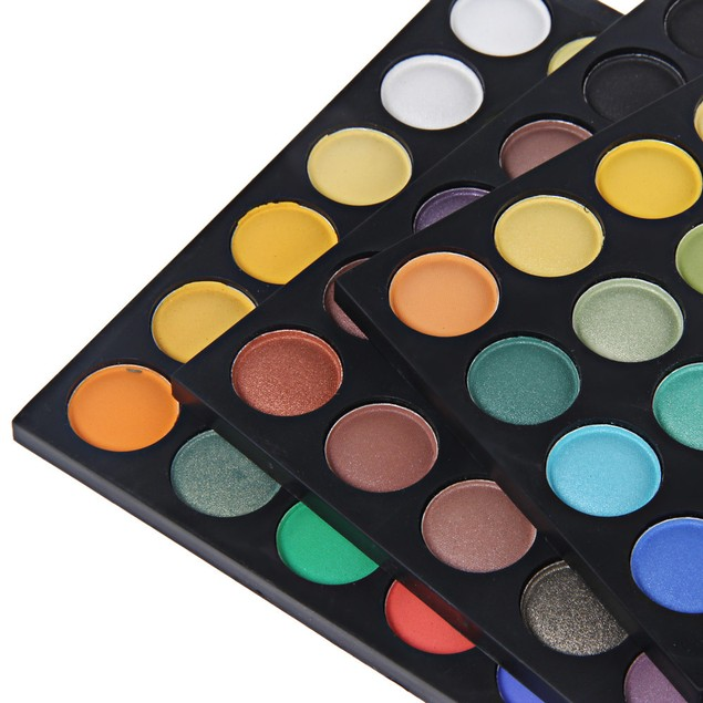 Neutral 180-color Eyeshadow Combination Palette
