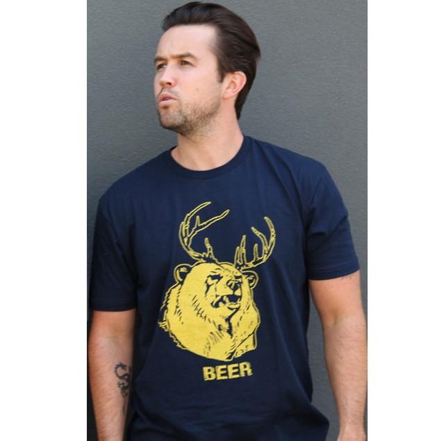 Mac's Beer It's Always Sunny in Philadelphia T-Shirt