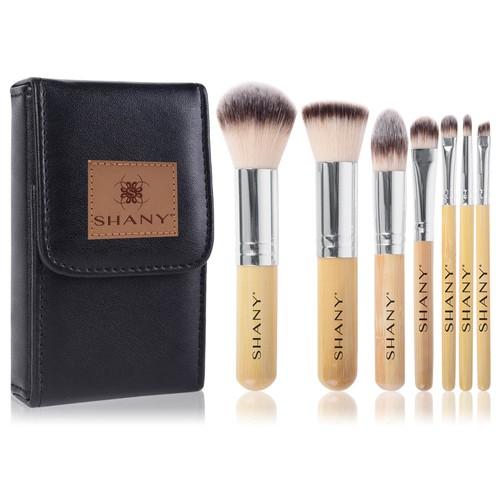 SHANY I love Bamboo - Petite Bamboo Makeup Brush Set