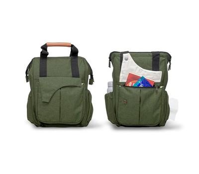 Multifunction Diaper Bag Water-Resistant Backpack Was: $69.99 Now: $20.99.