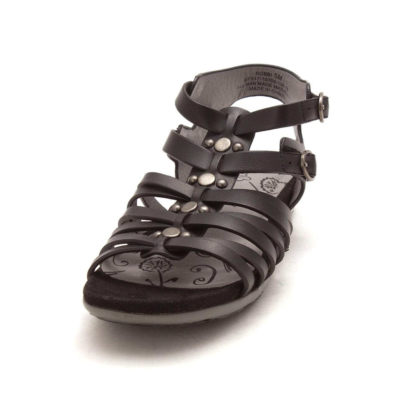 f0f14df48eaf Bare Traps Womens Robbi Open Toe Casual Gladiator Sandals - Tanga