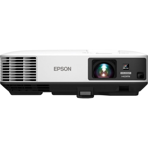 Epson PowerLite 2255U 5000-Lumen WUXGA 3LCD Projector (Certified Refurbished)
