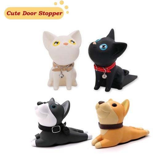 Decorative Cute Animal Door Stopper