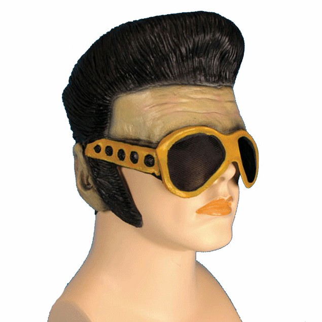Elvis Presley Mask With Sunglasses
