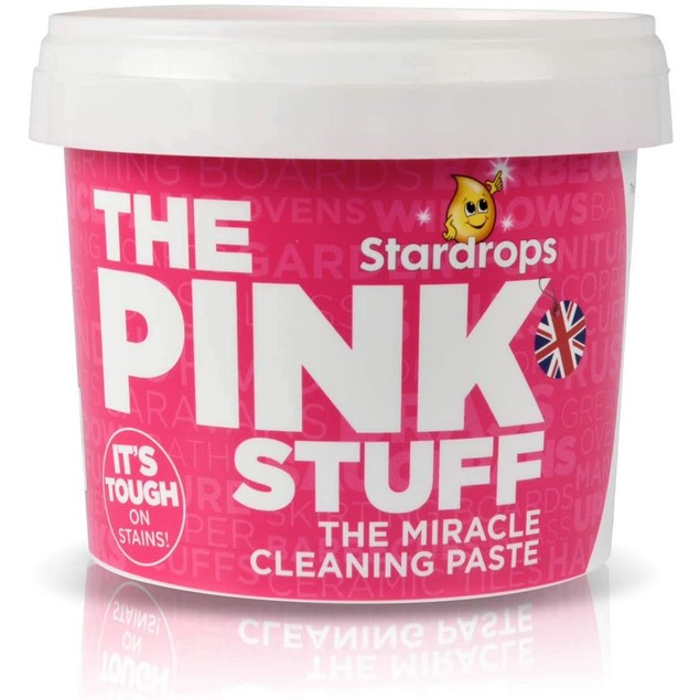 ThePinkStuffMiracle Cleaning Paste, 500g (17.63 oz) (Pack of 5)