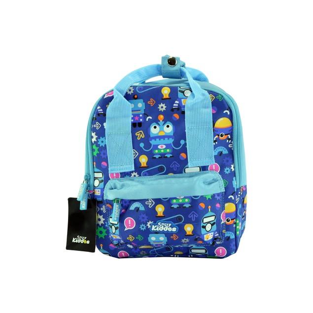 Smilykiddos Handy Junior Backpack Blue