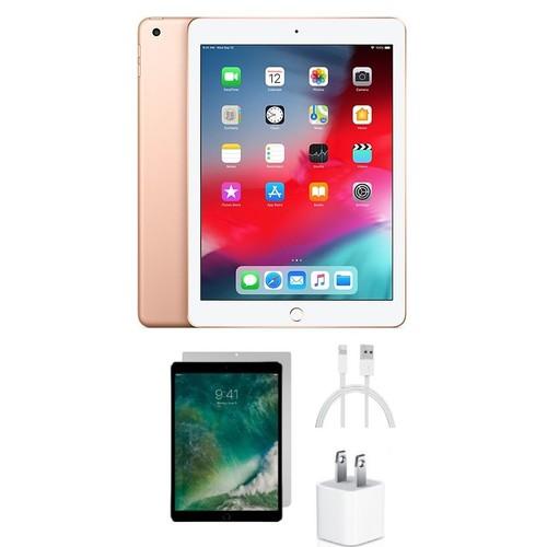Apple iPad (6th Gen) 32GB Wi-Fi Bundle